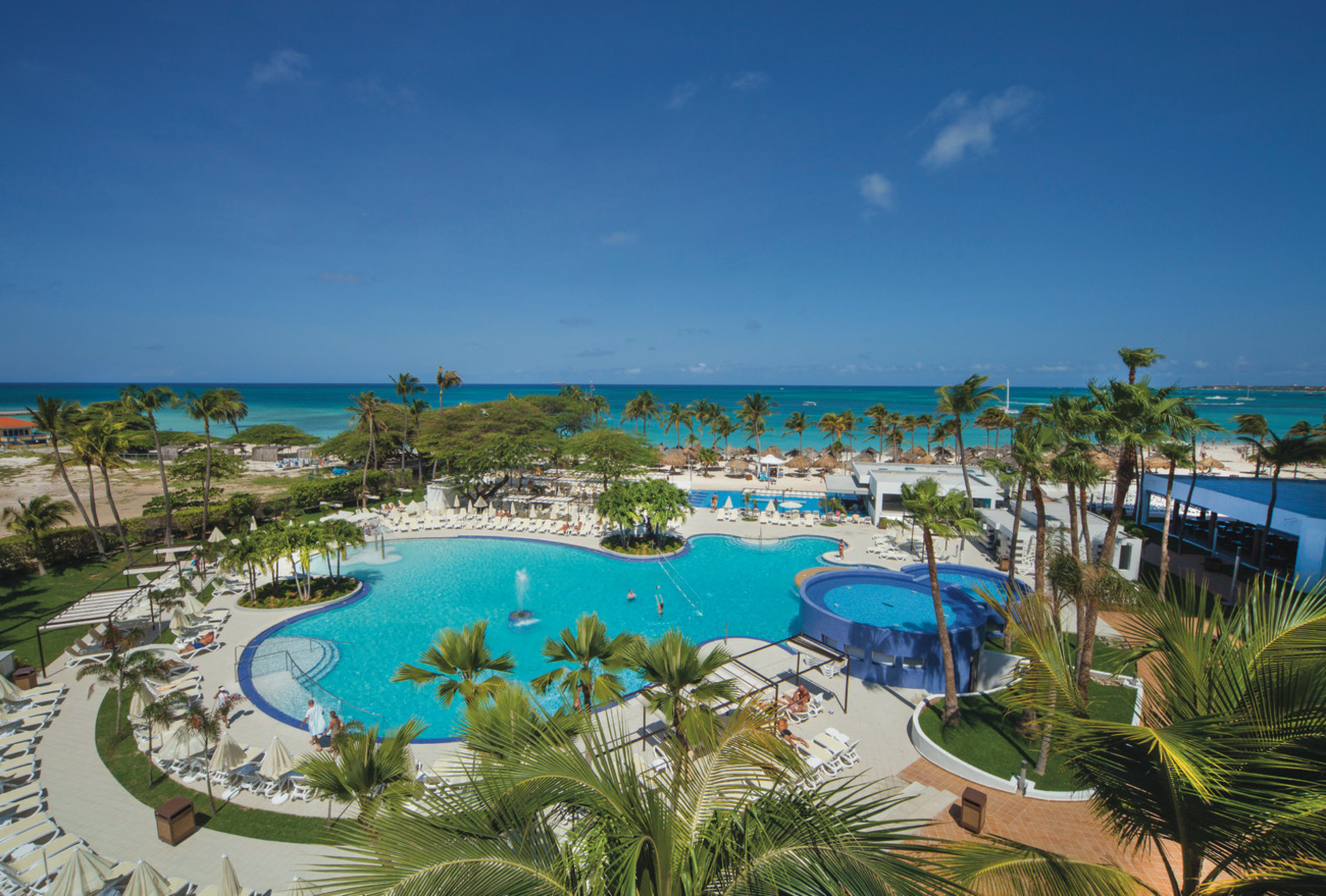 Riu Palace Aruba Antillas