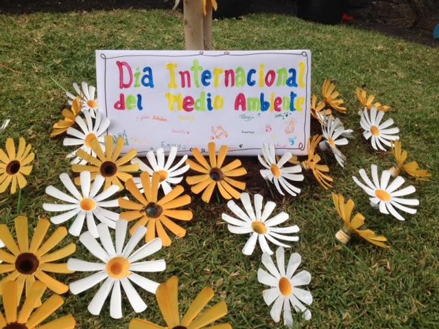 Dia Internacional del Medio Ambien en RIU