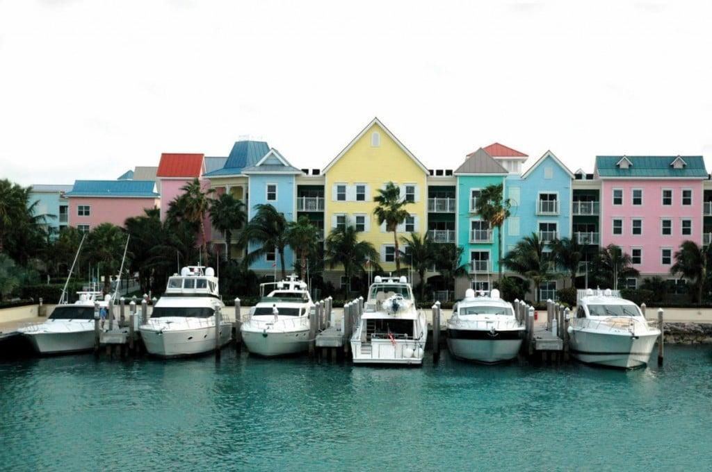 Vacaciones en Paradise Island