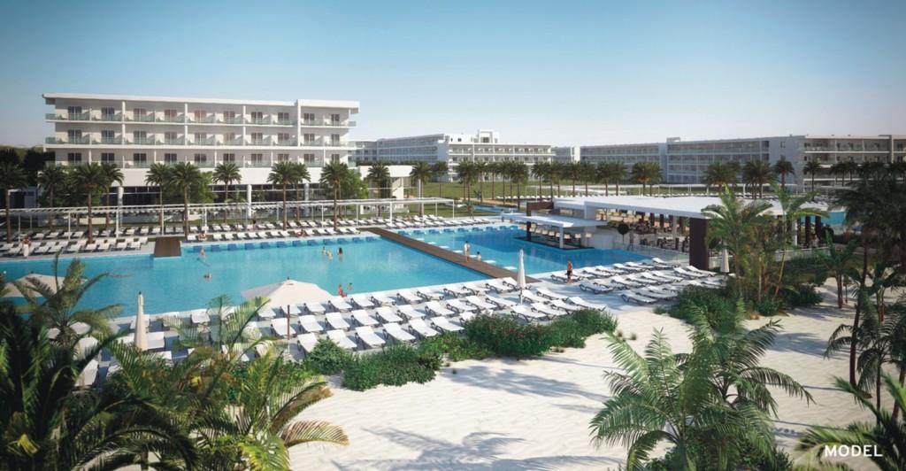 Hotel Riu Republica en Punta Cana