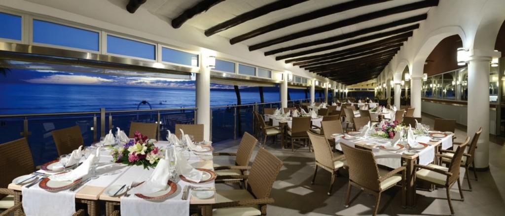 ClubHotel Riu Jalisco terrace