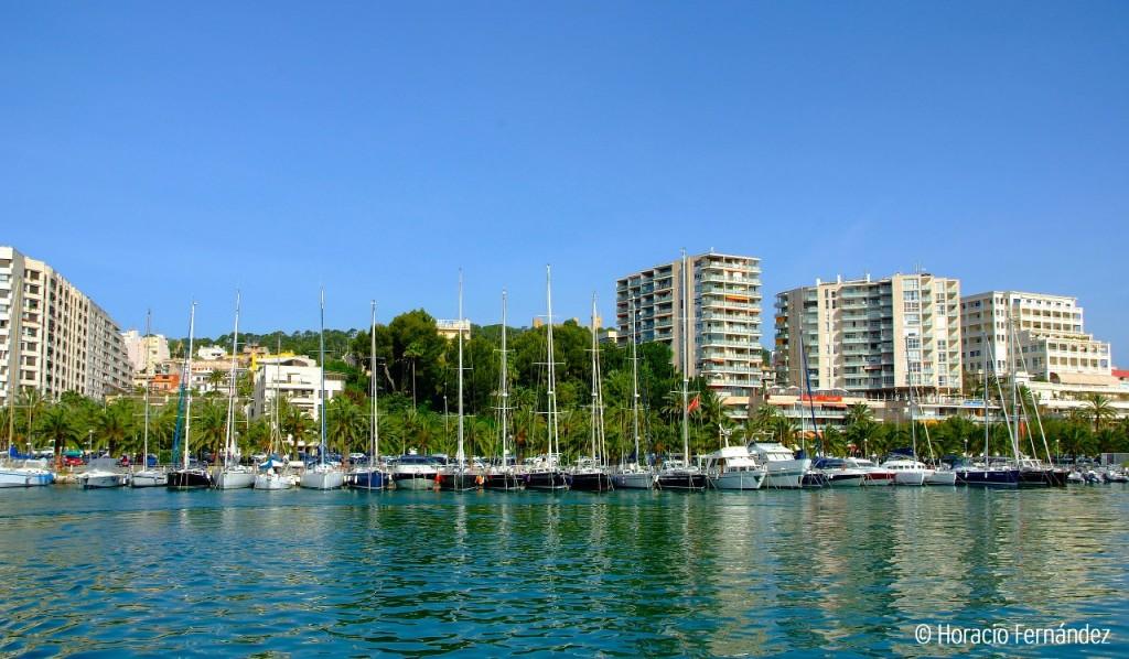 Bahía de Palma Mallorca