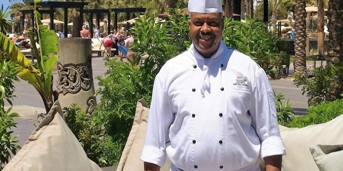 Chef Ahmed Abargh