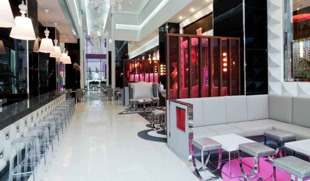Restaurante Fashion Riu Plaza New York