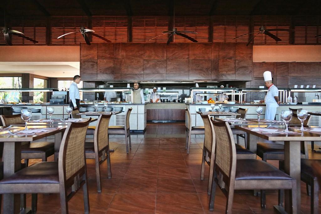 Restaurante Riu Tikida Beach