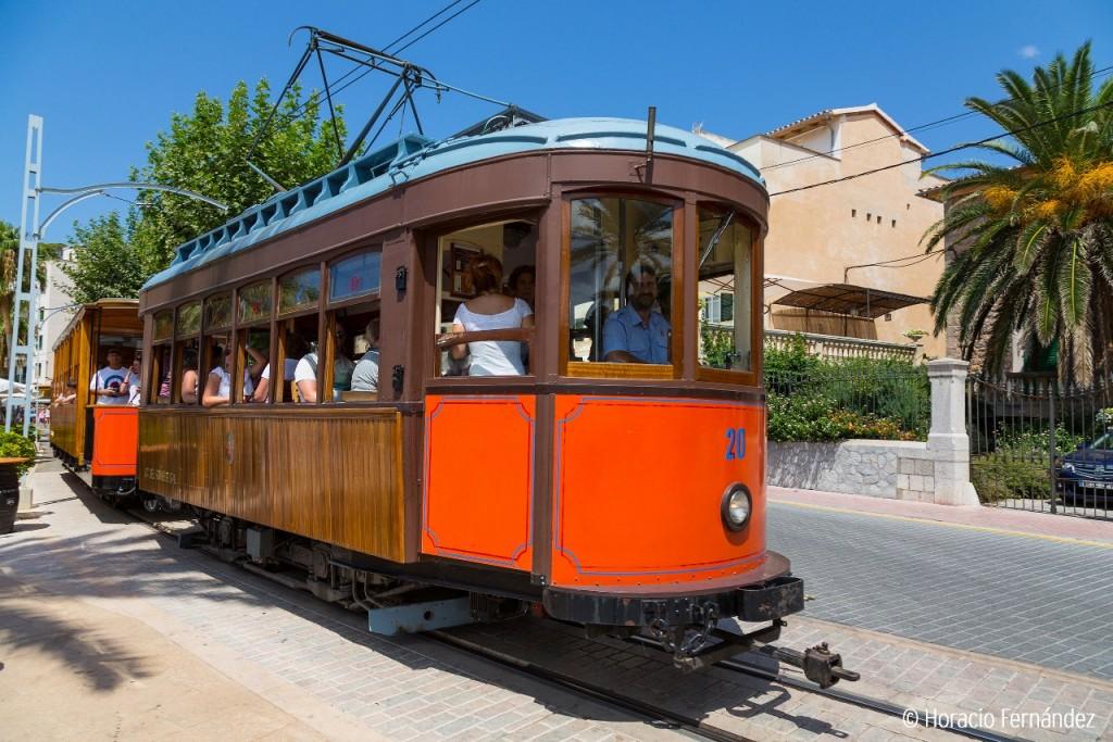 Tranvía de Sóller Mallorca