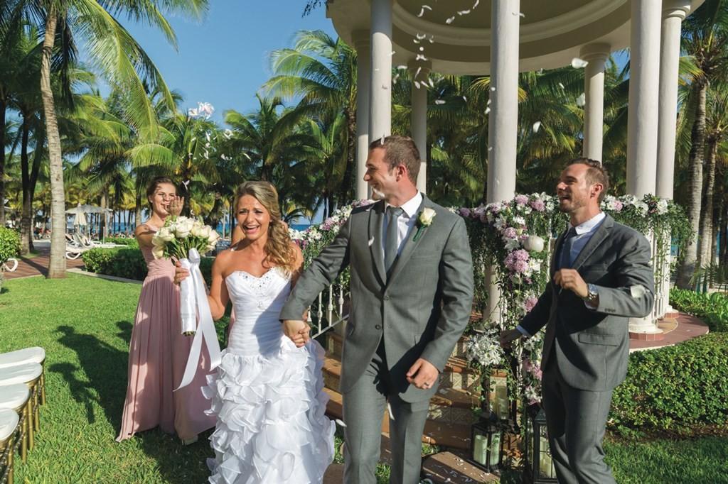 Wedding at RIU