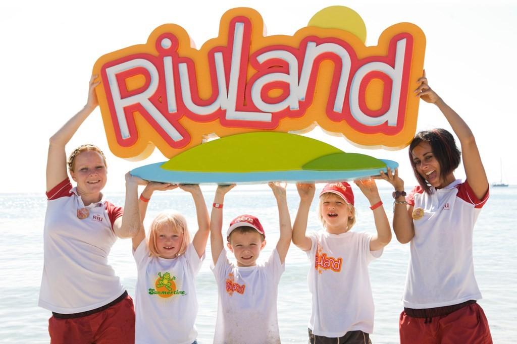 Club infantil RiuLand