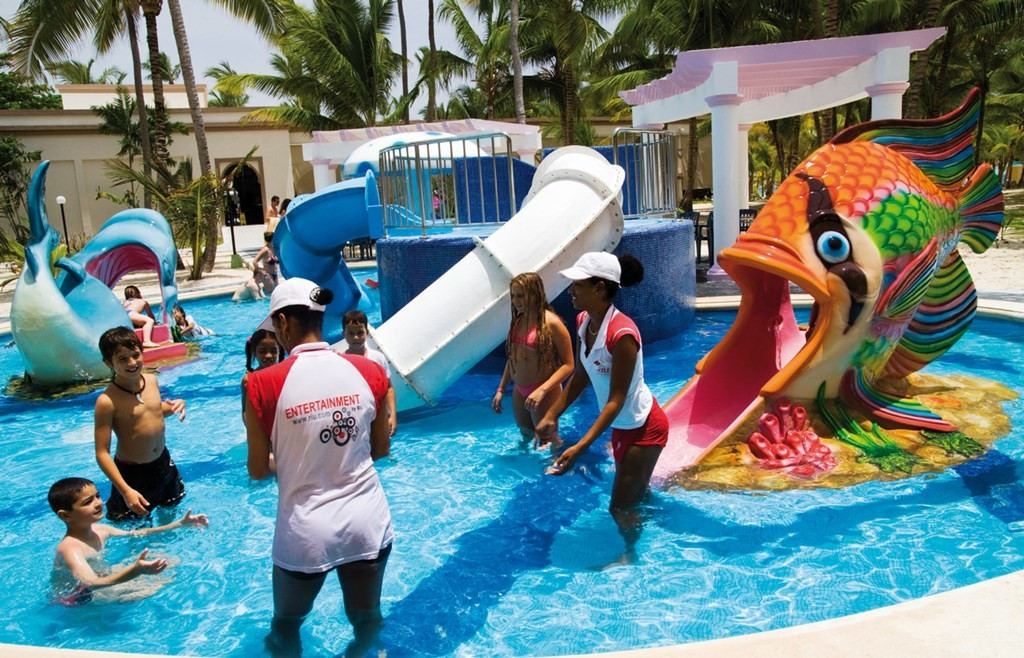ClubHotel Riu Bambu children's pool