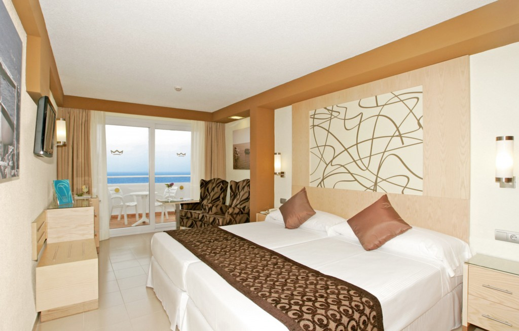 Room with sea views