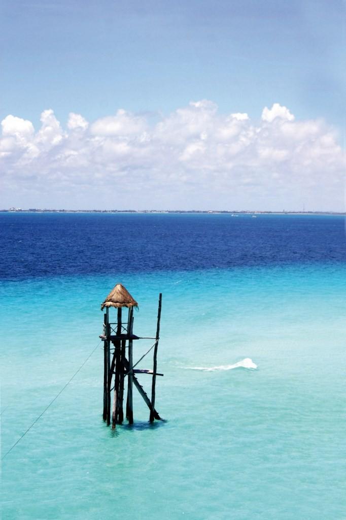 Las aguas cristalinas de Aruba