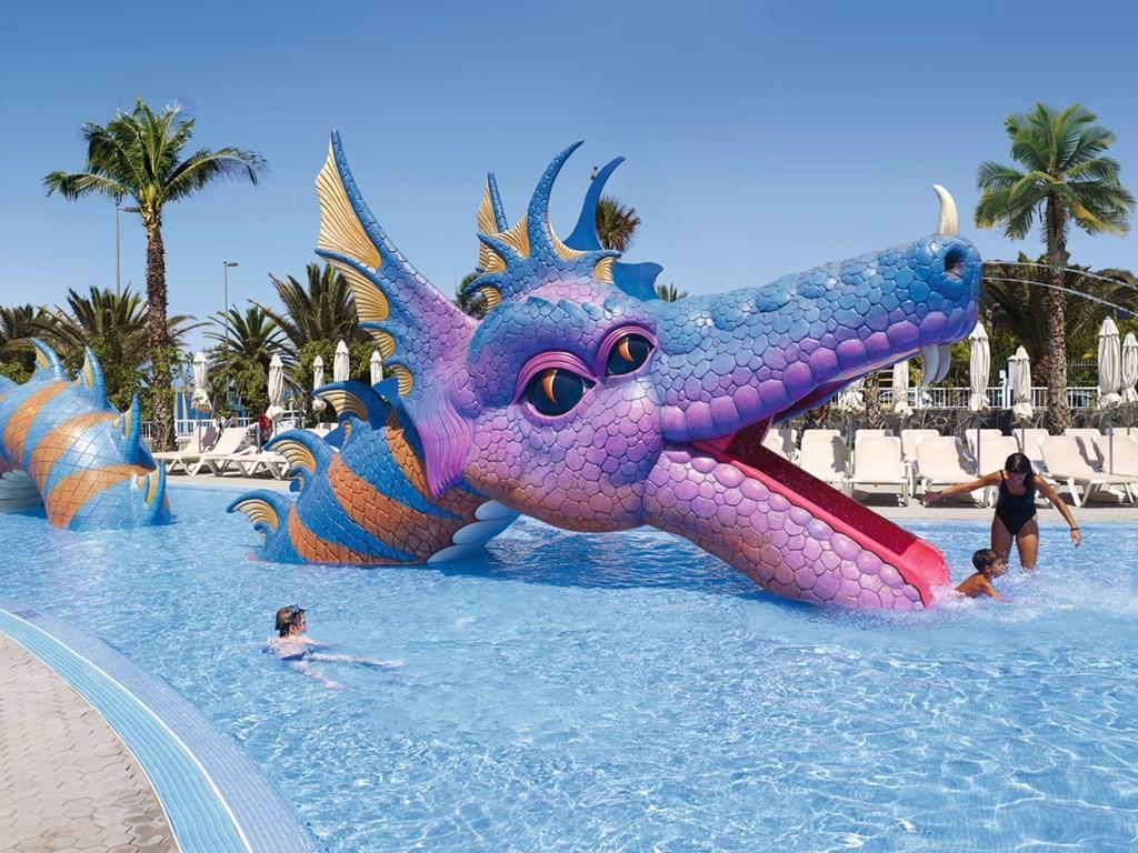 Piscina infantil del ClubHotel Riu Gran Canaria