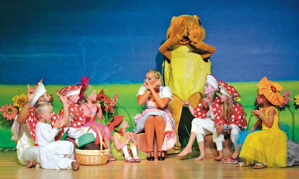 Representaciones teatrales donde los niños son los protagonistas