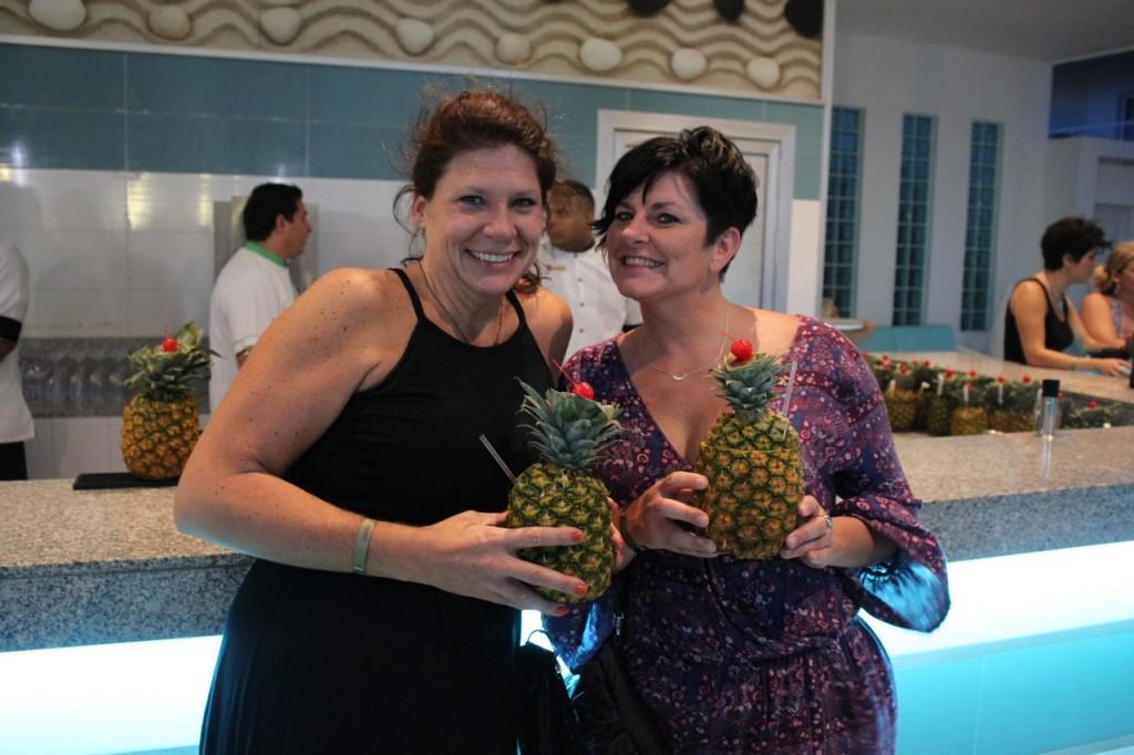 Riu Partner Club Award gala at Riu Palace Aruba