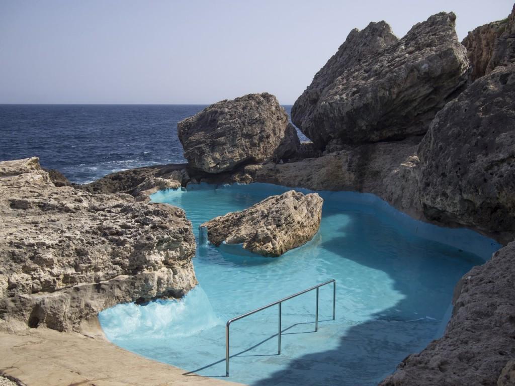 Piscina natural Cala egos en Mallorca