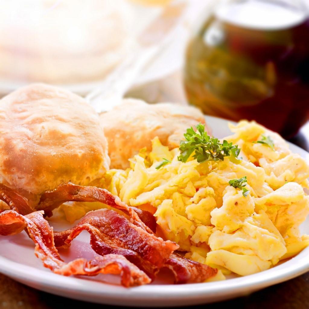 Los desayunos que se sirven en el Riu Plaza New York Times Square