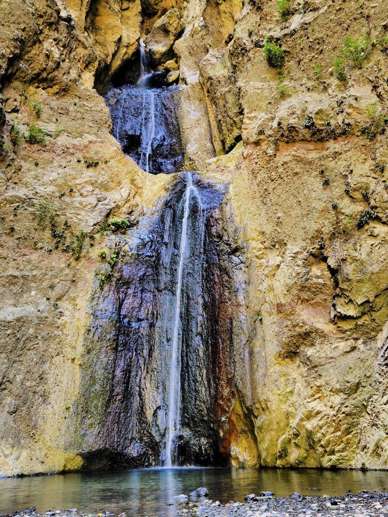 The Barranco del Infierno