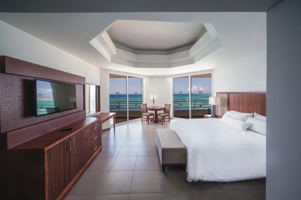 Habitación con vistas al mar del Riu Palace Antillas