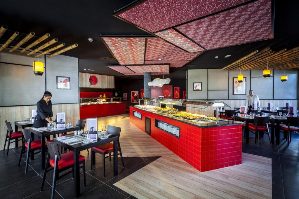 ClubHotel Riu Papayas restaurant