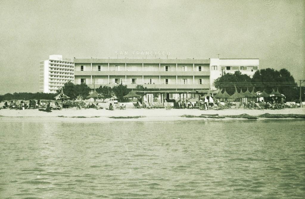 Hotel Riu san Francisco