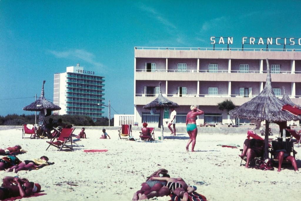 Primer hotel de RIU
