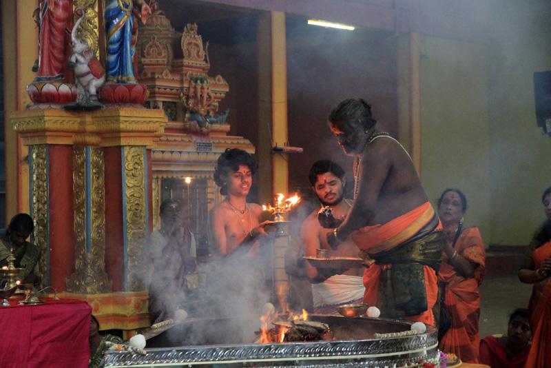 08 Hindu Zeremonie