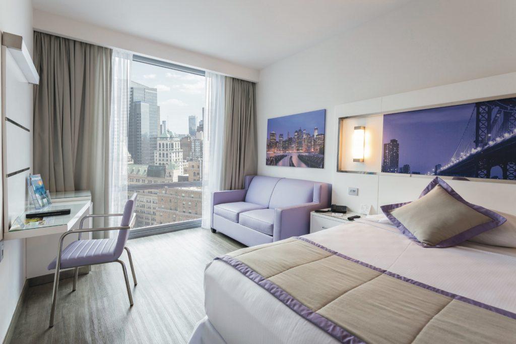 Habitacion en Riu Plaza New York Times Square