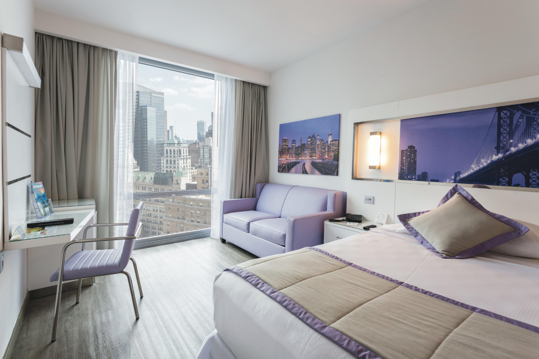 Room Riu Plaza New York