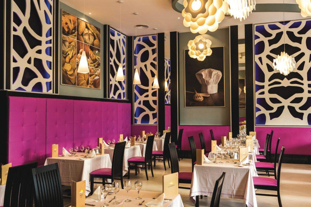 Restaurante Kulinarium Riu Republica