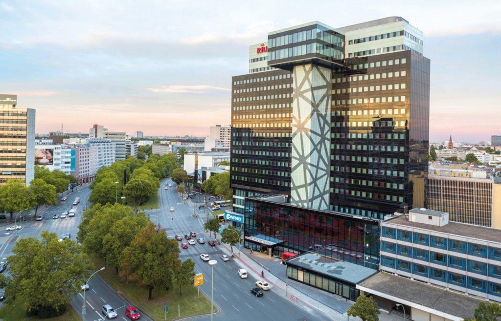 El hotel Riu Plaza Berlin