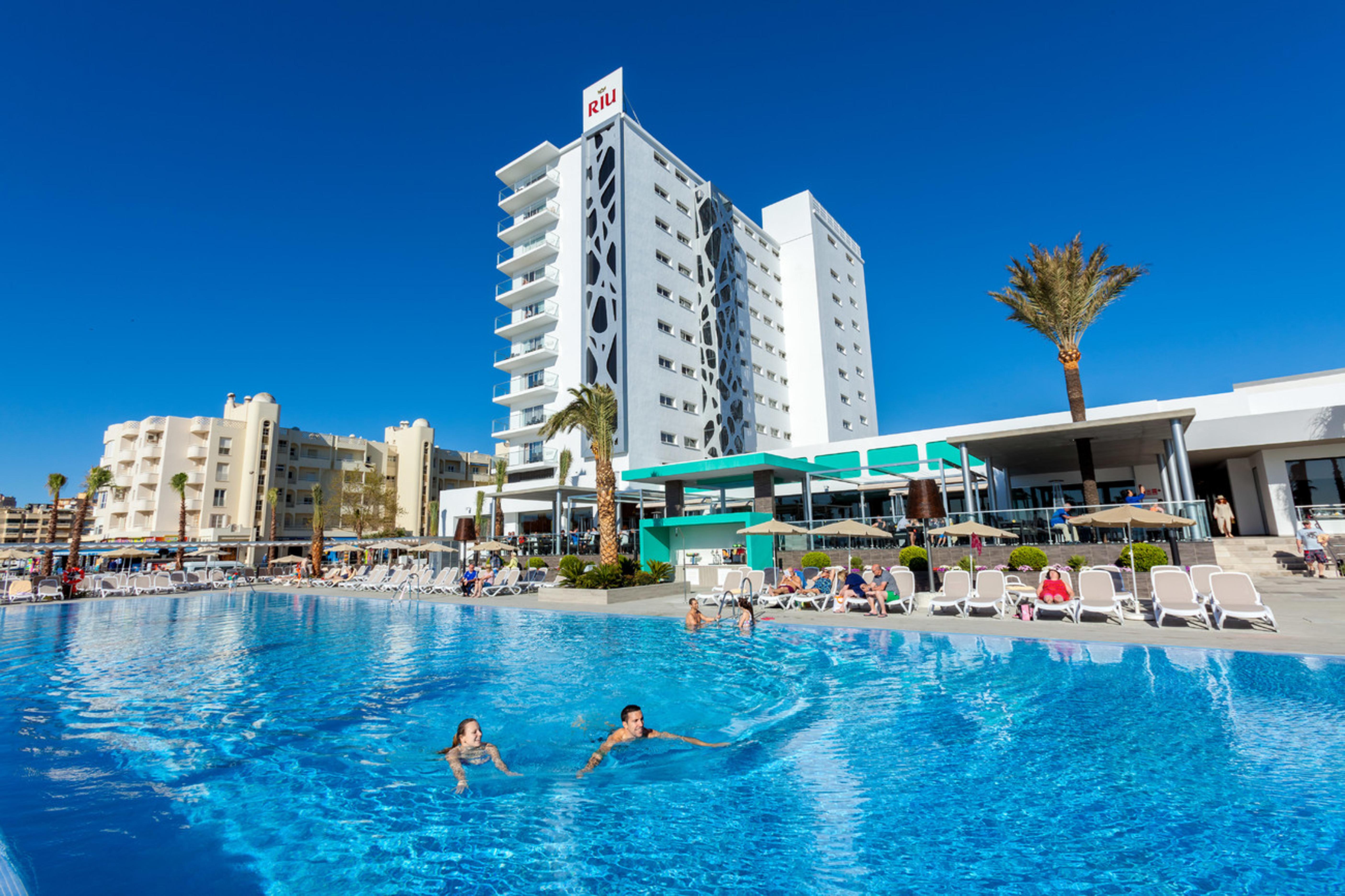 Hotel Riu Nautilus Torremolinos Costa Del Sol