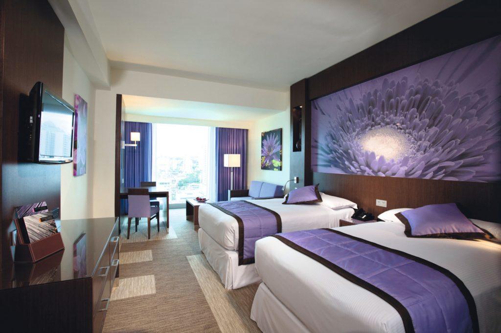 Crown Level rooms Riu Plaza Panama