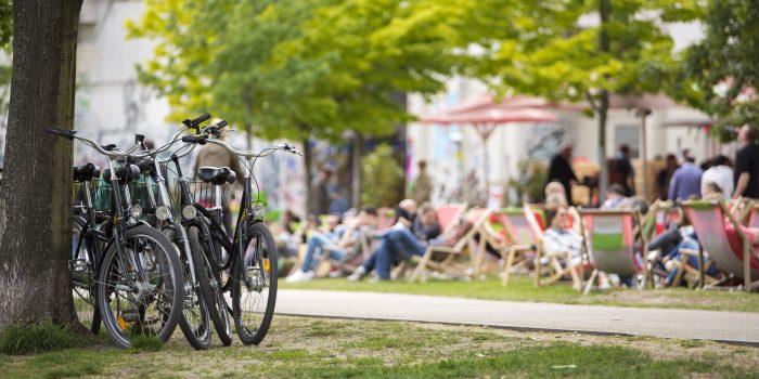 En bicicleta Berlin
