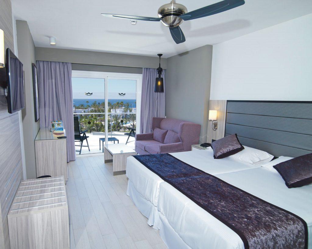 Habitación en Riu Palace Meloneras