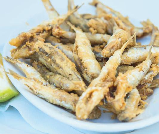Pescaito frito Torremolinos