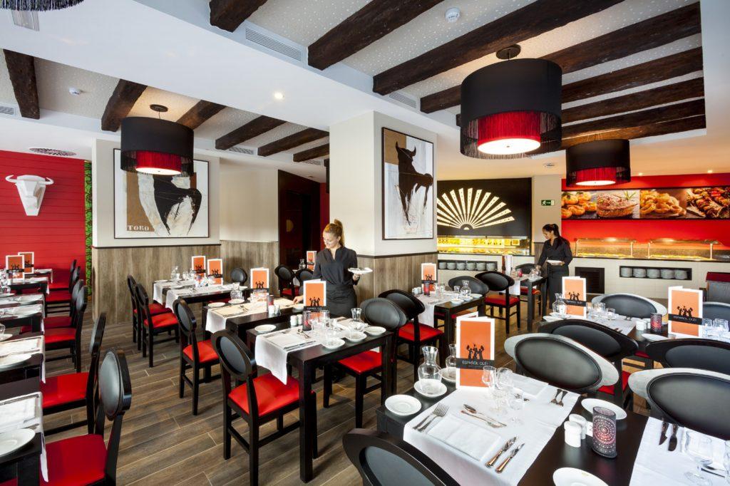 Restaurante Ole en ClubHotel Riu Papayas