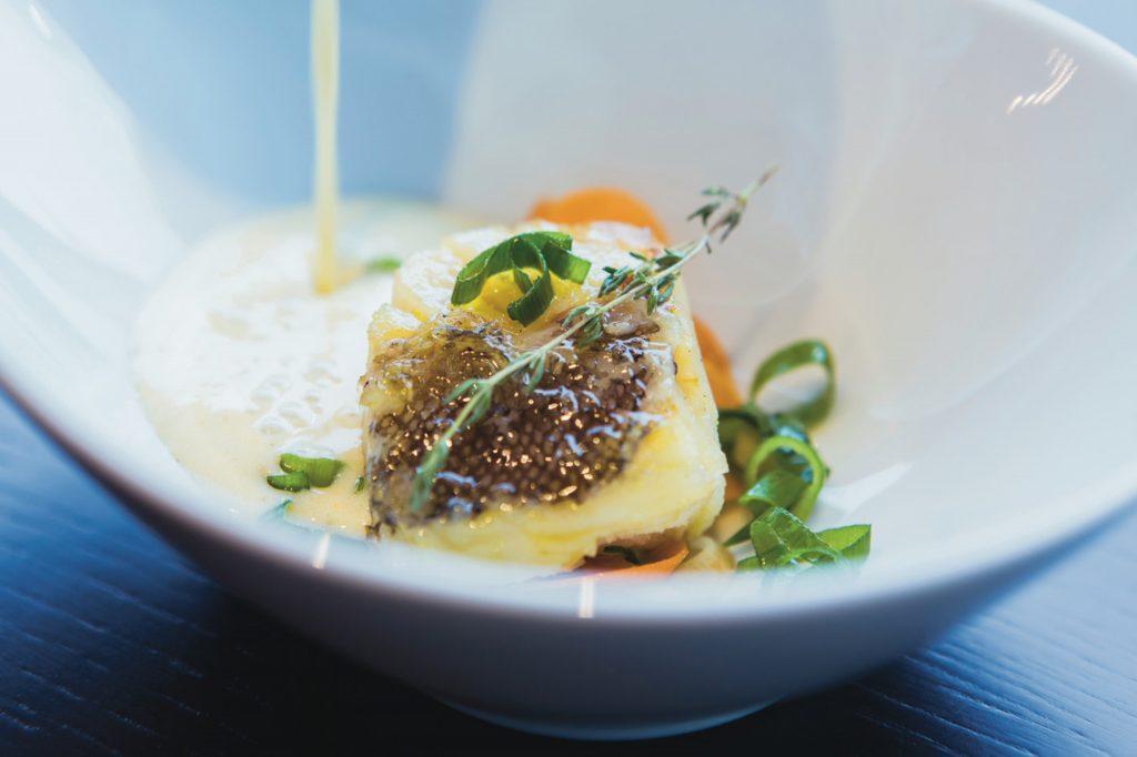 Gourmet restaurant RIU