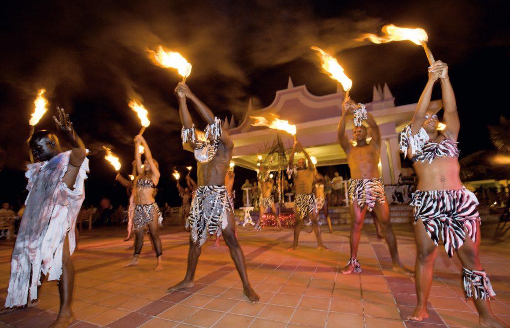 Show en Riu Montego Bay