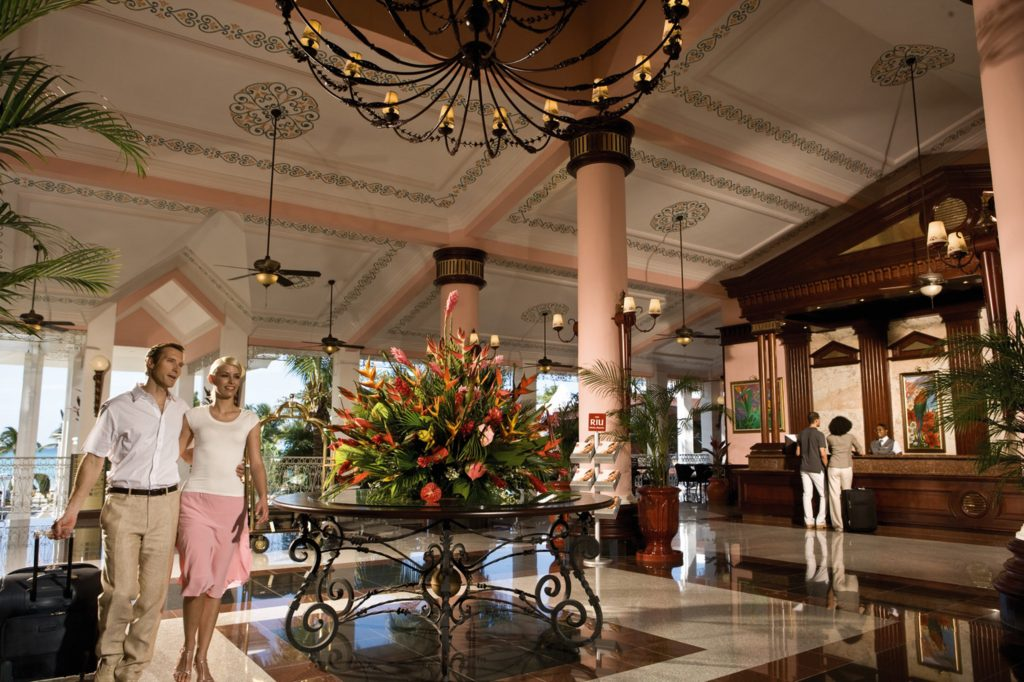 Negril Riu Palace Tropical Bay