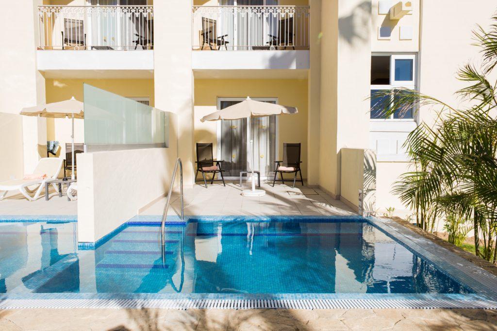 Swim out suite Riu Palace Cabo San Lucas
