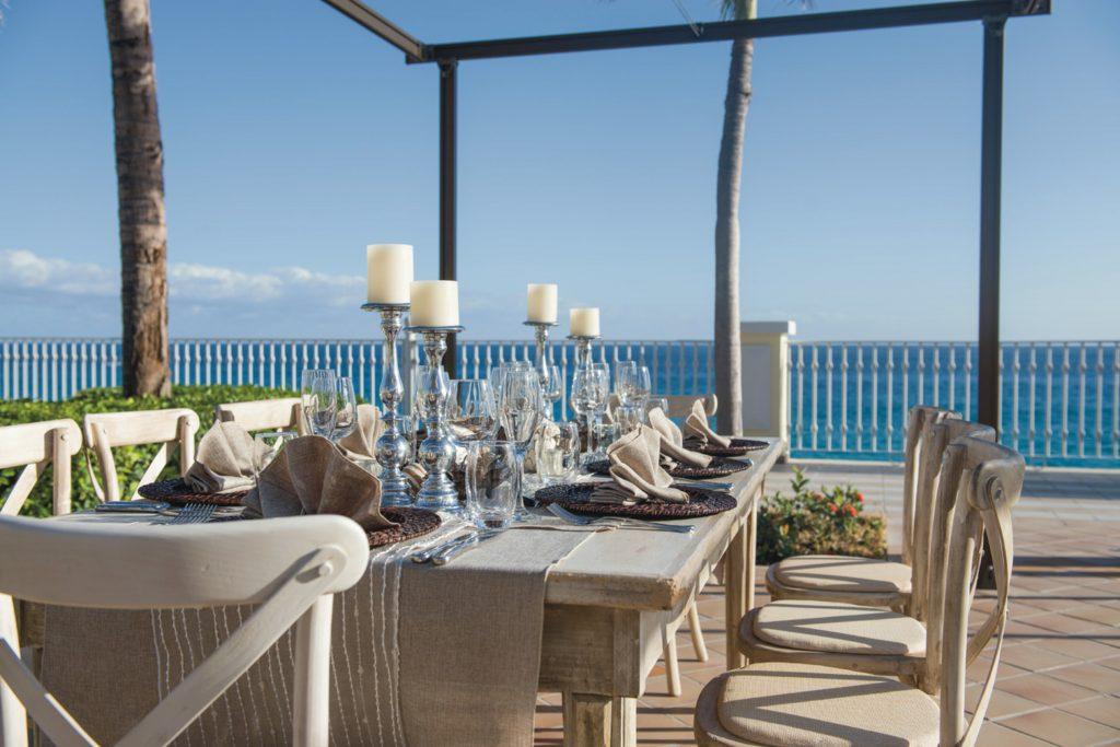 Terraza Riu Palace Cabo San Lucas