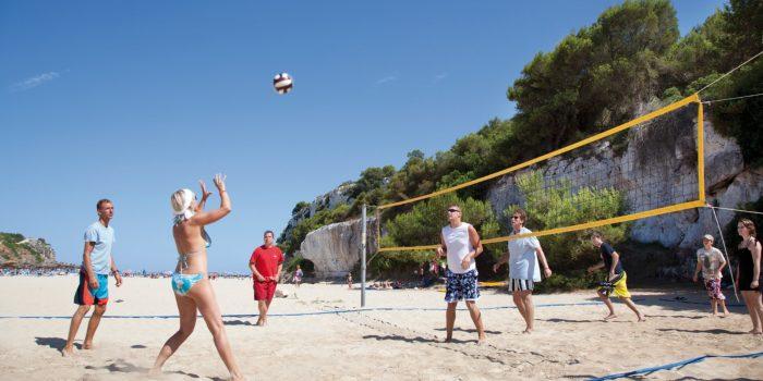 Volley Playa Vacaciones RIU
