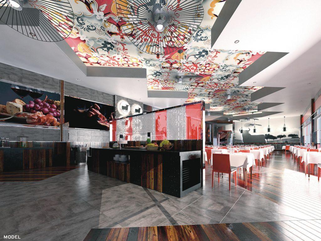Ole Restaurant Riu Republica