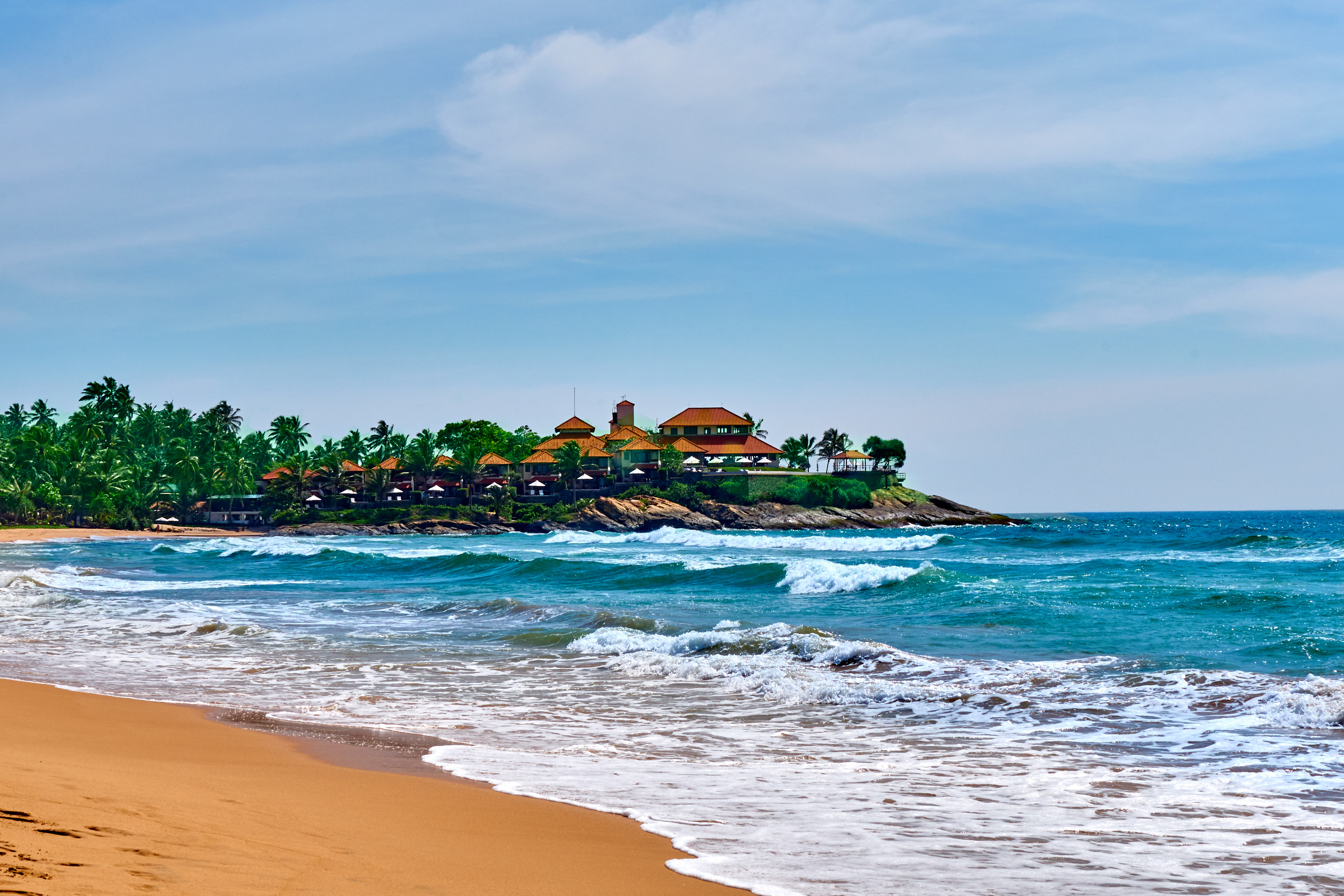 Five of Sri-Lanka's best beaches in the south-west