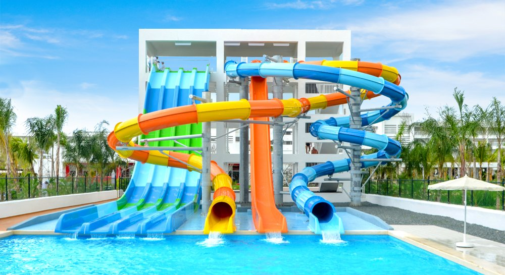 Come Experience The Exciting Splash Water World At The