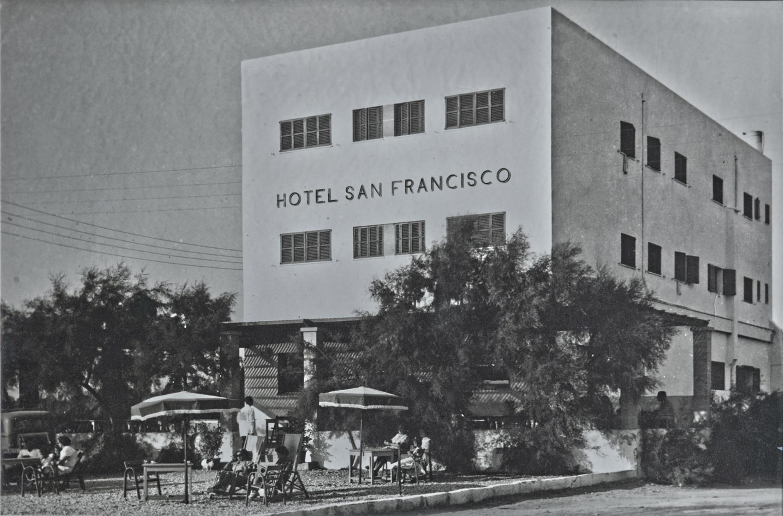 Besuche das Hotel, mit dem alles begann: das Hotel Riu San Francisco ...