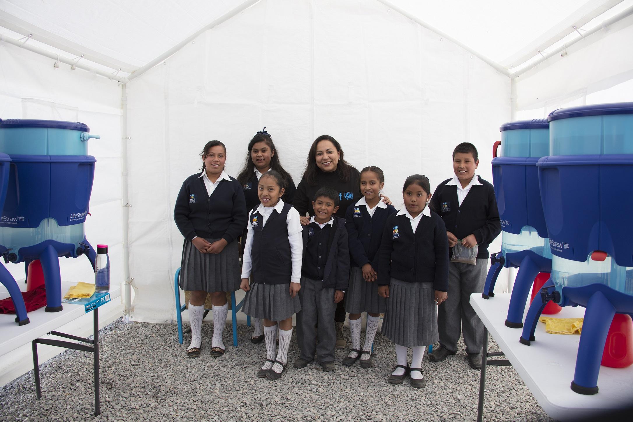 RIU Hotels contribuye en México a la creación de 100 aulas ...