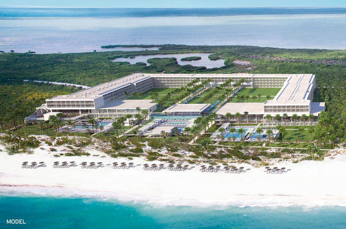 We Proudly Present Our Next Hotel In Mexico The Riu Palace Costa
