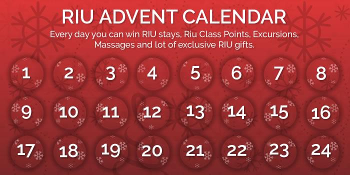 Adviento Calendario.Gana Magnificos Premios Con Nuestro Calendario De Adviento