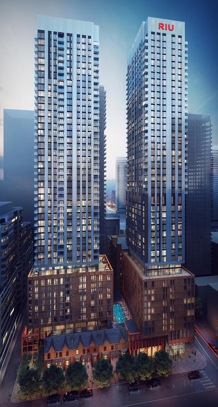 RIU eröffnet ein neues Riu Plaza in Toronto